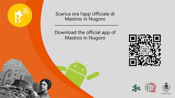App ufficiale evento Mastros in Nugoro